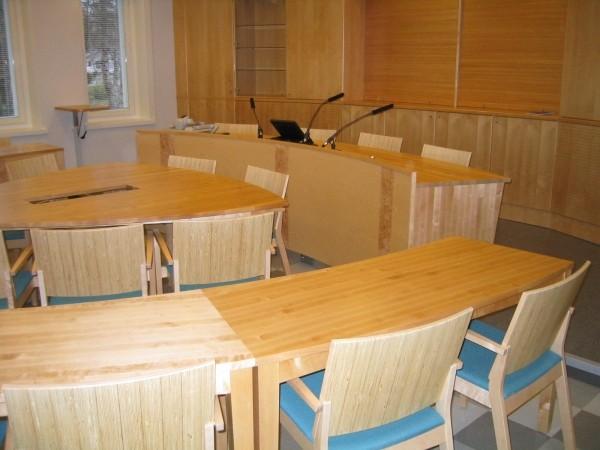 Liminka District Council Chamber