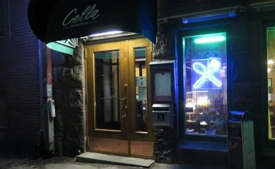 (suomi) Ravintola Cella, Helsinki