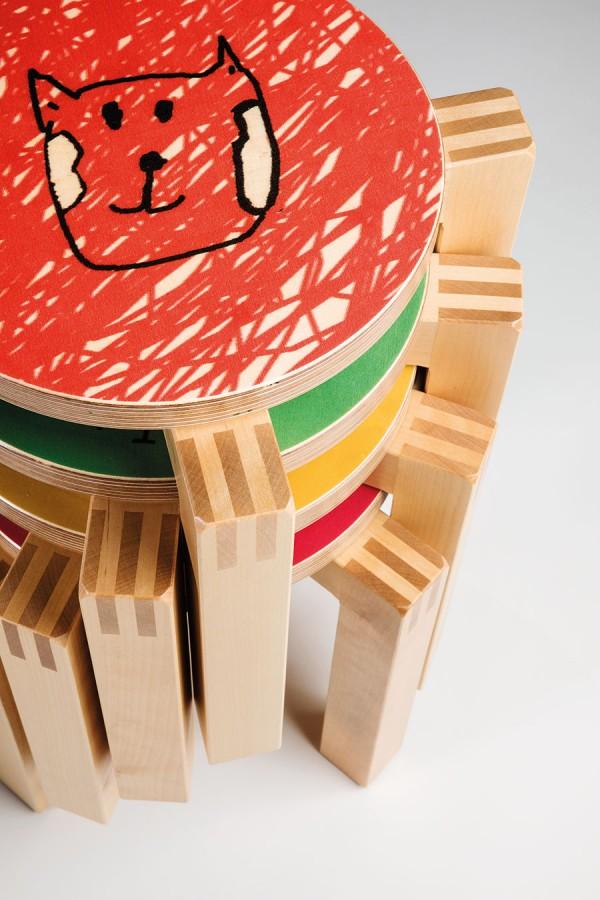 Tarina jakkarat - Tarina stools