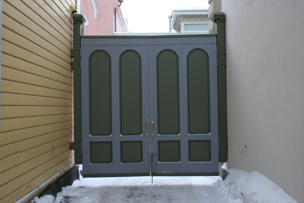 Bystrom-portti