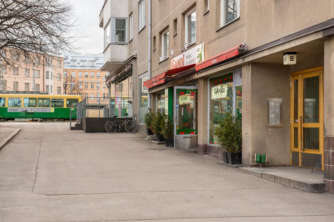 Toivonkatu, Helsinki - Jussi Sutela Oy